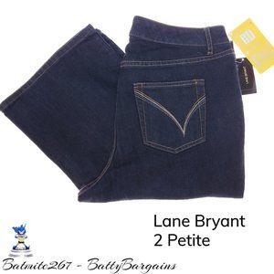 NEW Lane Bryant Jeans  NWT